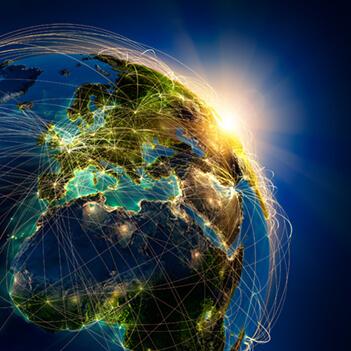 netwerk-connectie